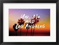 Framed You, Me, Los Angeles