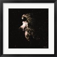 Framed Astronaut I