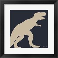 Framed Dino I