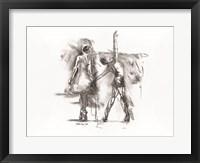 Framed Dance Figure 3