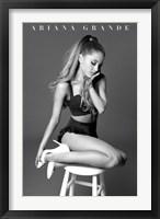 Framed Ariana Grande