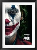 Framed Joker 2019