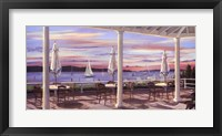 Framed Tables By the Bay