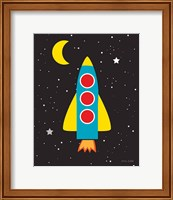 Framed Blast Off