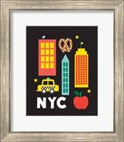 Framed City Fun NYC