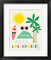 Framed City Fun Los Angeles