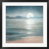 Framed Half Moon Dream