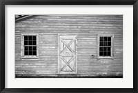 Framed Bunk House
