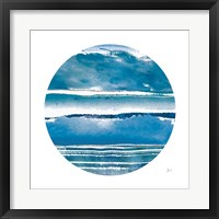 Framed By the Sea Circle