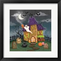 Framed Spooky Shanty