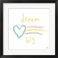 Framed Rainbow Dream III