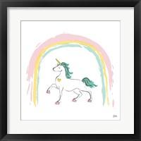 Framed Rainbow Dream I