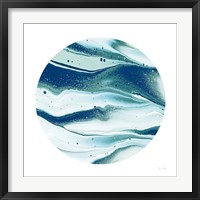 Framed Dark Matter Blue II