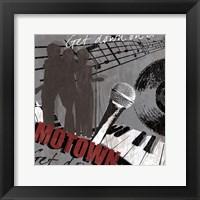 Framed Motown