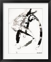Framed Ink Dance