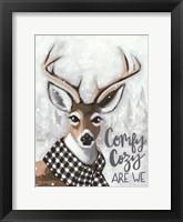 Framed Comfy Cozy