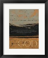 Framed Give it to God