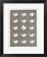 Framed Give Me All the Coffee