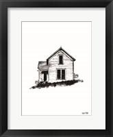 Framed Farmhouse II