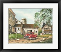 Framed Rural Living