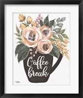 Framed Coffee Break