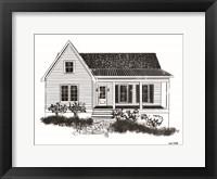 Framed Farmhouse I