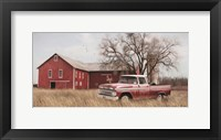 Framed Western Ohio Barn