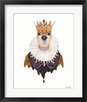 Framed Qual Queen
