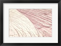 Framed Coyote Buttes VI Blush