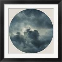 Framed Cloud Circle II