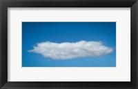 Framed Sky Floating