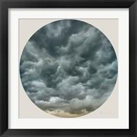 Framed Cloud Circle III