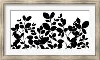 Framed Leafy Grove