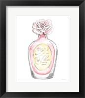 Framed Glamour Pup Perfume I