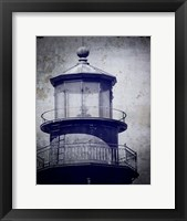 Framed Sanibel Light Lantern Room