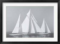 Framed Sailing Together