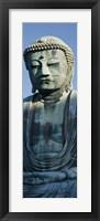 Framed Big Buddha, Daibutsu, Kamakura, Japan