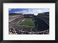 Framed Lincoln Financial Field Football Stadium Philadelphia