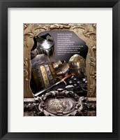 Framed Armor Of God