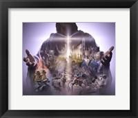 Framed Body Of Christ