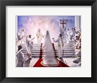 Framed Bride Of Christ
