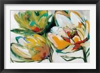 Framed Bloomed II