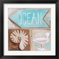 Framed Where's the Ocean?