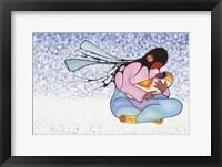 Framed Joyous Motherhood B