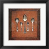 Framed Meal Time II