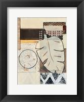 Framed Global Patterns I
