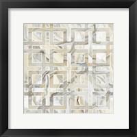 Framed Onyx III