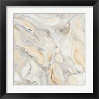 Framed Alabaster IV