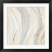 Framed Alabaster I