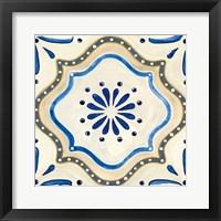 Framed Timeless Tiles III